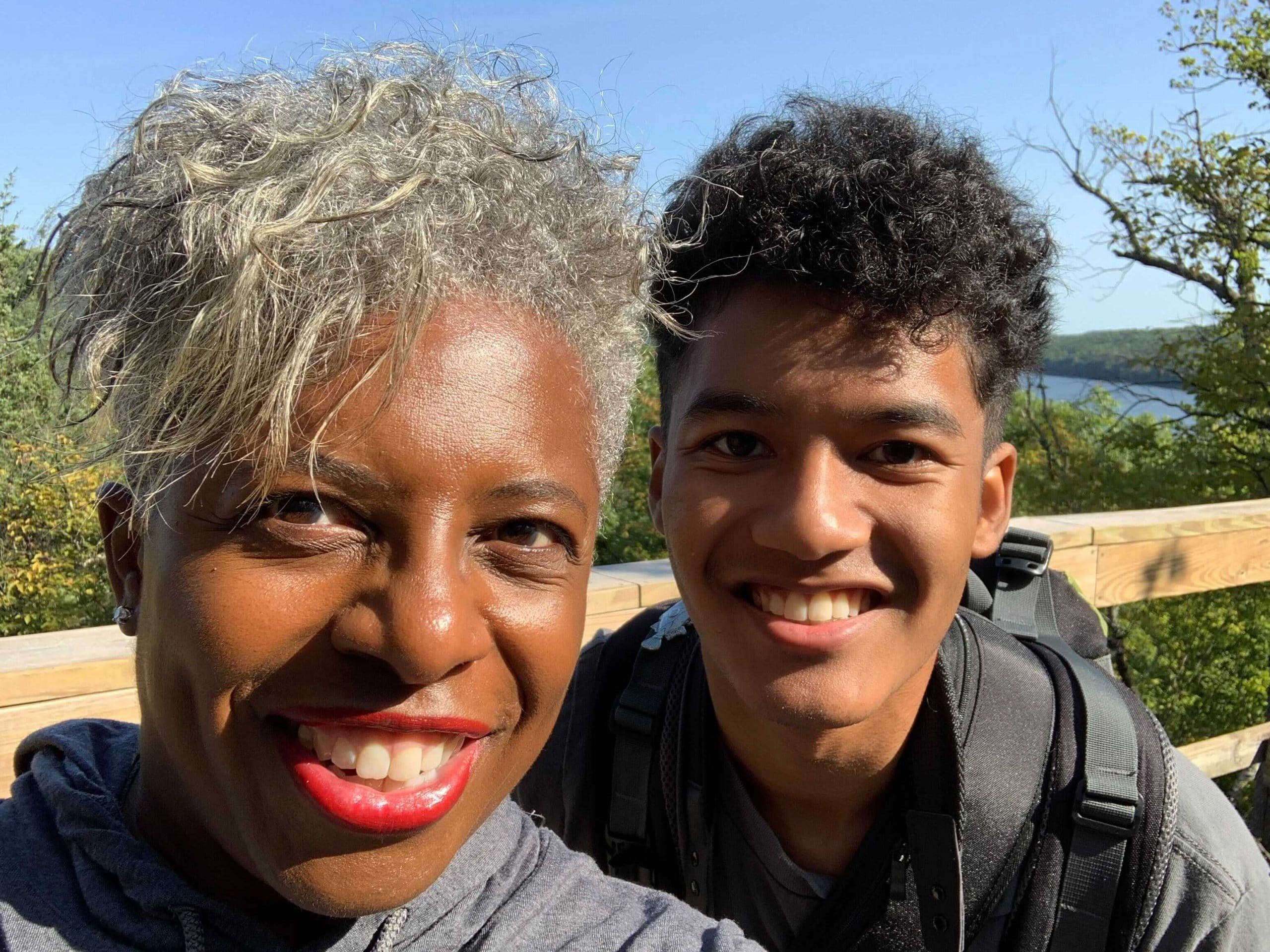 The Midlife Sex Coach for Women Podcast with Dr. Sonia Wright | Having Dr. Sonia as Your Mom: Interview with My Son Julien