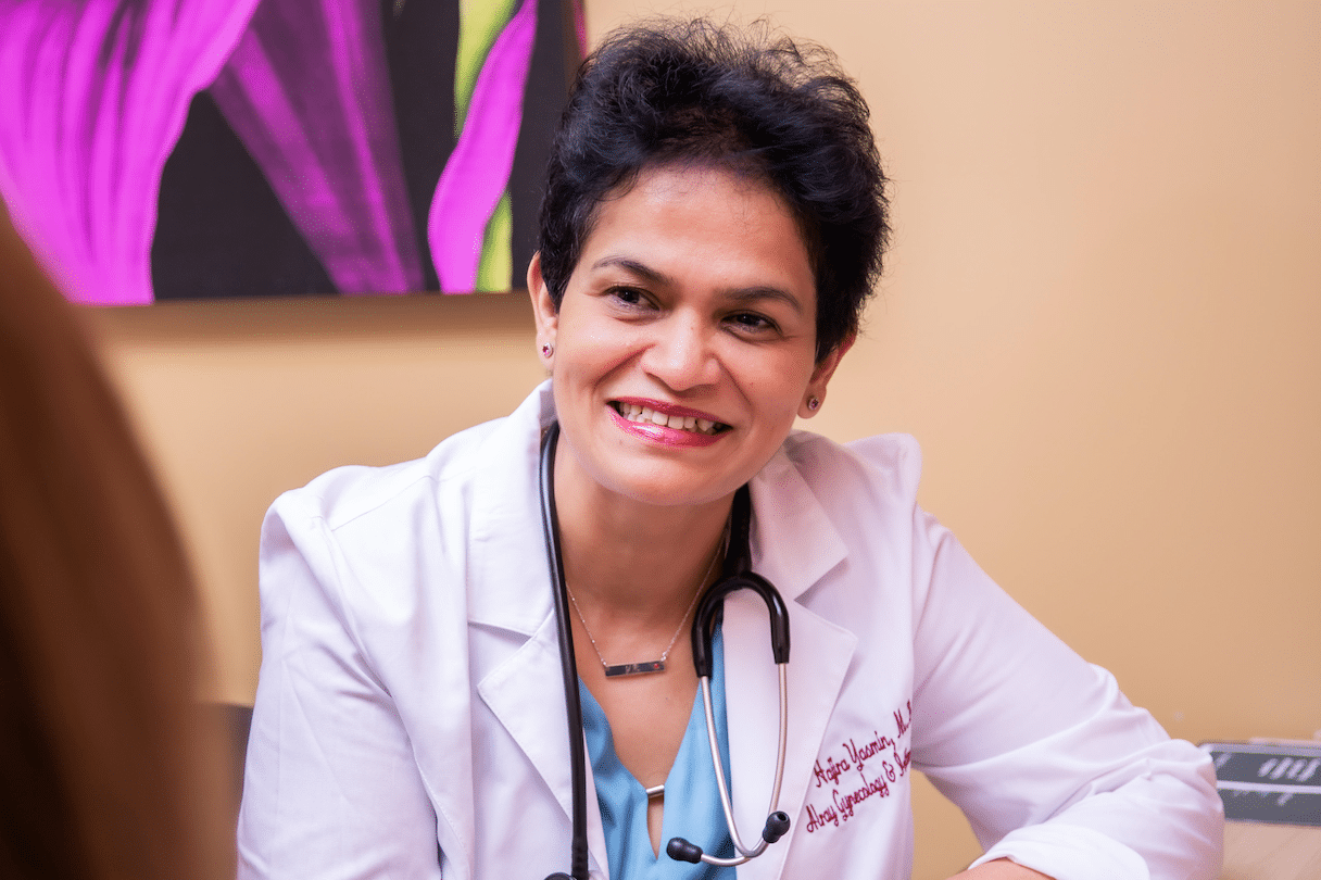 The Midlife Sex Coach for Women Podcast with Dr. Sonia Wright | Gynecological Issues and Sexual Pain: Interview with Dr. Yas
